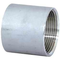 Stainless Steel Screw-in Tube Fitting, Straight Socket