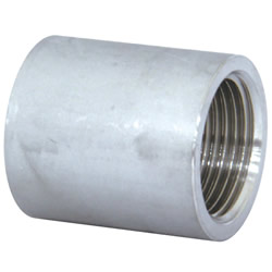 Stainless Steel Screw-in Tube Fitting, Heavyweight Socket