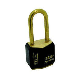 Brass Padlock BPT84MB 3 Keys