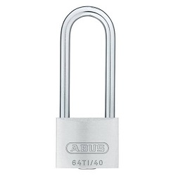 Titalium Padlock Hanging with 3 Keys