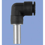 Junron One-Touch Fitting M Series (for General Piping) Elbow Plug