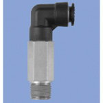 Junron One-Touch Fitting M Series (for General Piping) Long Elbow