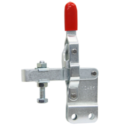 Hold-Down Clamp, Vertical Handle, No. 42K
