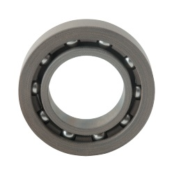 UKB Ball Bearings, Angular Shape Single Row