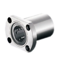 Square bushing two-face flange type