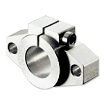 Shaft holder precision cast product - Flange type - [SKBHF]