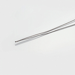 Connecting components for thermocouple, thermocouple, vacuum side, T type, element wire