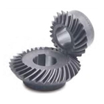 Finished Spiral Bevel Gear