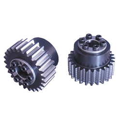 F Series SSG Ground Spur Gear