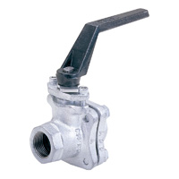Ductile Cast Iron General Purpose 20K Ball Valve Screw-in