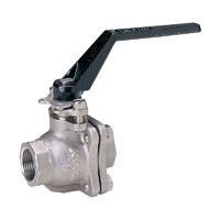 Stainless Steel General Purpose 10K Ball Valve Screw-in