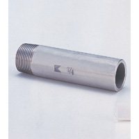 Stainless Steel Long Nipple Fitting, Threaded