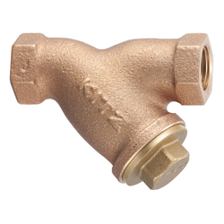 Bronze-Made General-Purpose Class 150 (10K) Screw Strainer