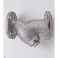 Stainless Steel General Purpose Y-Shaped 10K Strainer Flange