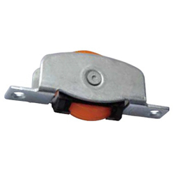 Cleaning door roller (sweeper door roller)
