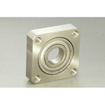 Bearing Holder Set Directly mounted type Square shape (Stainless steel) BSS