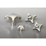 Stainless Steel Cross Knob, CK-Sus, CK-L-Sus