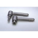 All Stainless Steel Clamping Lever Flat SRSSFL, SFSSFL