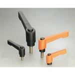Plastic Clamping Lever (Stainless Steel) VRS, VFS