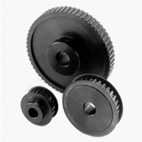K Timing Pulleys - H type