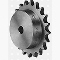 Stainless steel sprocket type 80B