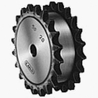60SD single/double sprocket