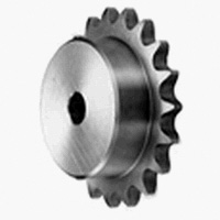 SUS Standard Stainless Steel 2050 Double Pitch Sprocket For S Roller B Type