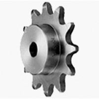 SUS Standard Stainless Steel 2042 Double Pitch Sprocket For R Roller B Type