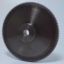 Tooth Induction Hardened Spur Gear (M1.0)