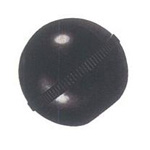 Plastic parts spherical grip KRM-C type