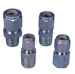 Stainless Steel Fitting, Straight