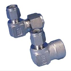 Stainless Steel Fitting Elbow Type