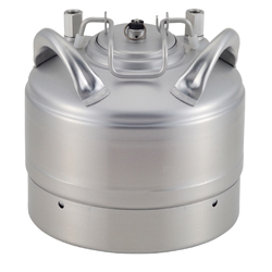 Stainless steel pressure tank CVS series