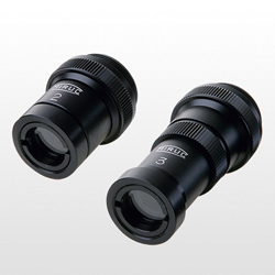 Objective Lens type Protective glass cap
