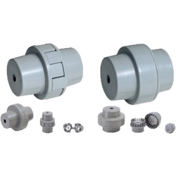 Flexible Coupling, MEK Series