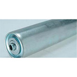 Steel taper roller (roller for conveyor)  M Series (R1200)  diameter φ 42.7 x width 800-1200