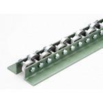 Machined Wheel Conveyor, (W-50WW), W14.5 ╳ Ø50 ╳ total height 60