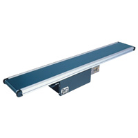 Straight body conveyor