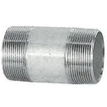 Stainless Steel - Screw-In Tube Fitting - Long Nipple [NL]