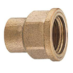 Copper Tube Fitting, Copper Tube Fitting for Hot Water Supply, Copper Tube Water Faucet Socket