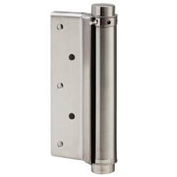 Stainless Steel/Iron Double Acting Spring Hinge Single Opening