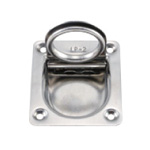 Stainless Steel, pull ring