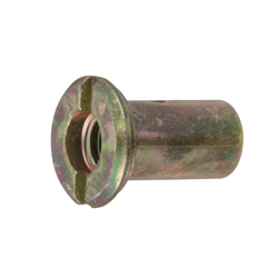 Connection Metal Nut (A Type) JN-A Slotted