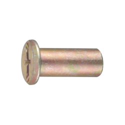 Connection Metal Nut (D Type) JN-D Cross/Straight Slot