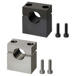 Shaft Supports Bottom Mount Split (Machined) - Wide