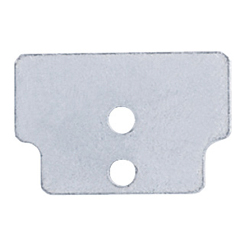 Linear Guide Block Stopper Plates