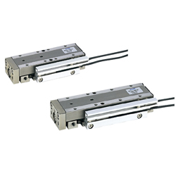 Pneumatically Driven Linear Guides - L-Shaped - MPPU12 Series