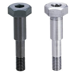 Fulcrum Pins - Low Head Stepped, With Lock Nut