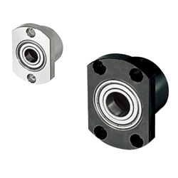 Bearings with Housings - Double Bearings, Non-Retained, L Configurable