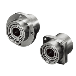 Bearings with Housings - Double Bearings with Pilot, Retained, L Selectable